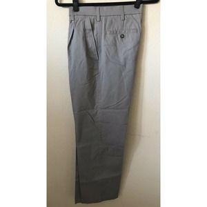 Croft & Barrow Easy Care Khaki Classic Fit Pants